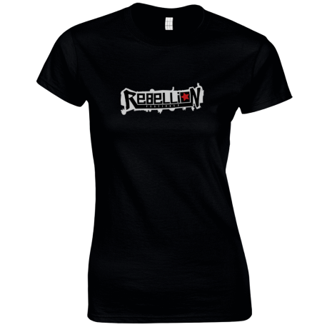 Rebellion Logo Women's T-shirt