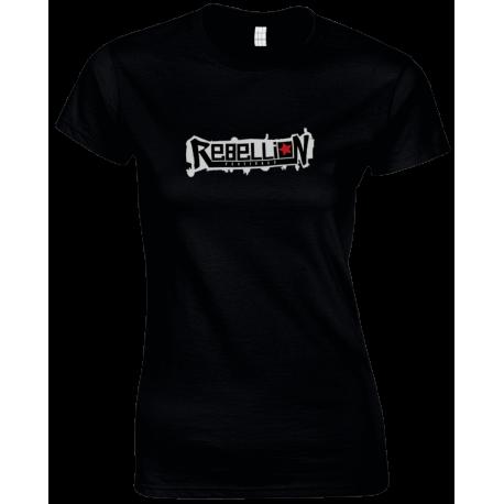 Rebellion Logo Women's T-shirt