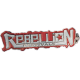Rebellion Logo Enamel Badge