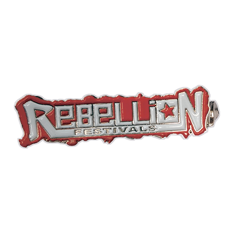 Rebellion Logo Enamel Badge