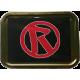 Rebellion 'R' Logo Tobacco Tin