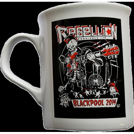 Rebellion 2014 Mug