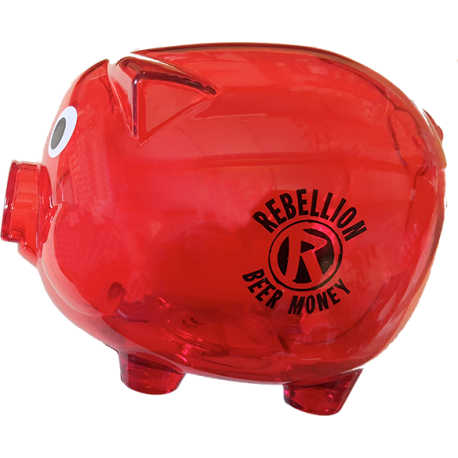 Rebellion Piggy Bank