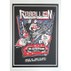 Rebellion 2015 Screen-printed Poster