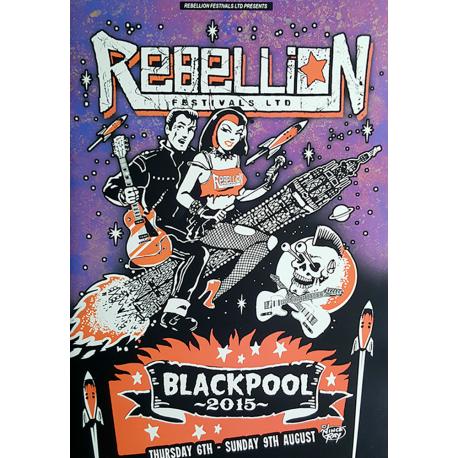 Rebellion 2015 Festival Programme