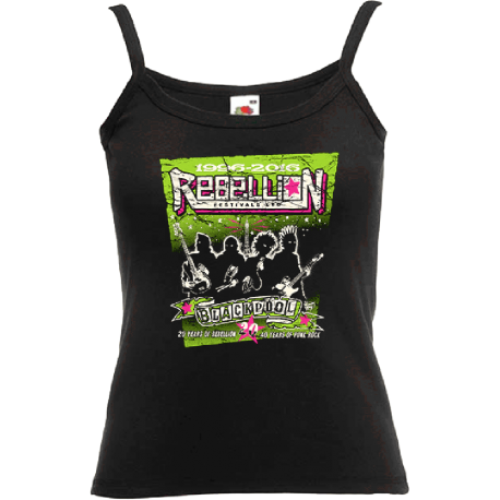 Rebellion 2016 Women's Vest