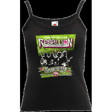 Rebellion 2016 Women's Vest