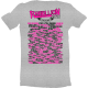 Rebellion 2020 Grey T-shirt
