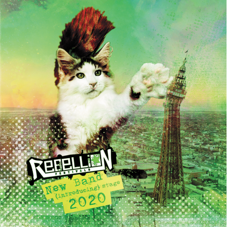Rebellion 2020 Introducing Stage 2xCD