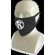 Rebellion 2020 White Logo Over Ear Face Mask