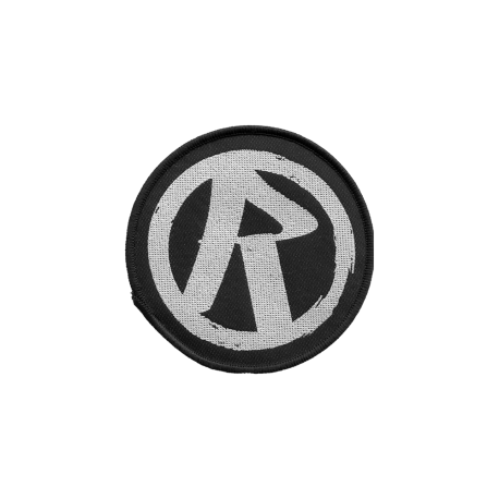 Rebellion 'R' Logo Embroidered Patch