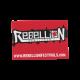 Rebellion Logo Sticker