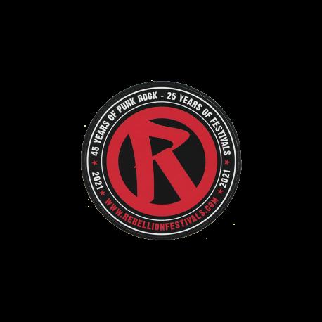 Rebellion 2021 'R' Logo Sticker