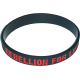 Rebellion For Life Wristband
